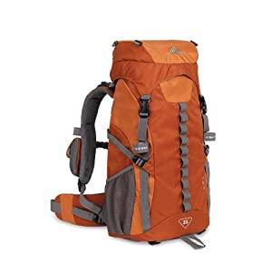 High Sierra Classic Series 59101 Col 35 Internal Frame Pack