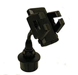 Duragadget Car cup holder mount cradle Apple iPhone 3GS