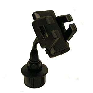 Duragadget Car cup holder mount cradle Sony Ericsson Xperia X10
