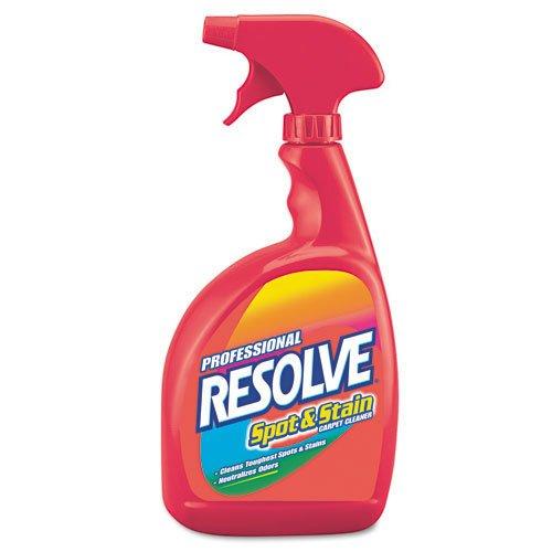 Reckitt Benckiser Pro Carpet Cleaner, 12 32oz Spray Bottles/ctn