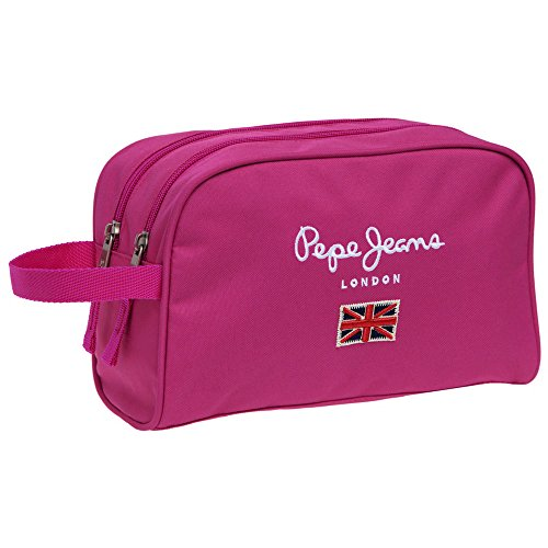 Pepe Jeans Neceser, Donna, Rosa