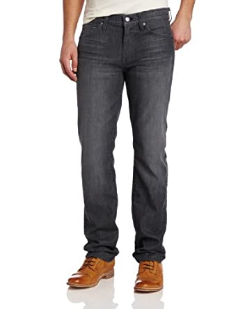 (速抢)7 For All Mankind Men's Slimmy Straight Slim Leg 男士直筒牛仔裤 $58.58