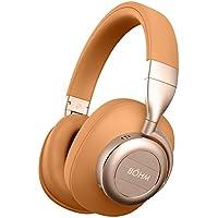 Bohm B76 Over-Ear Wireless Bluetooth Headphones (Gold)