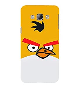 EPICCASE Mad Birds Mobile Back Case Cover For Samsung Galaxy A5 (Designer Case)