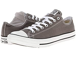 Converse Unisex Chuck Taylor All Star Ox Basketball Shoe (16 D(M) US Men, Charcoal)
