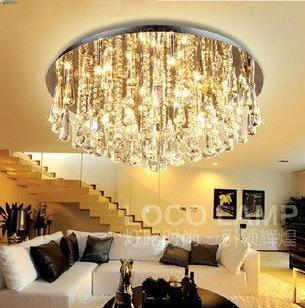 moderne und minimalistische kristallleuchter. Black Bedroom Furniture Sets. Home Design Ideas