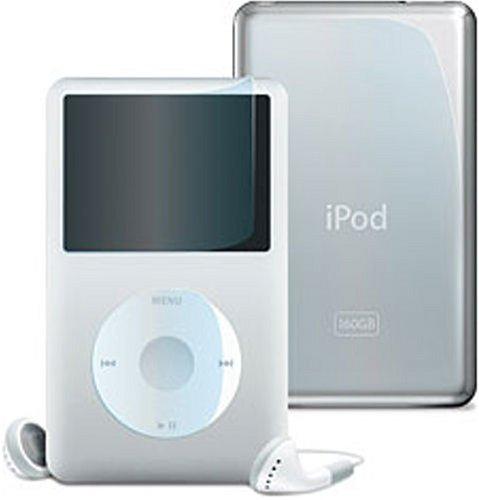 パワーサポート クリスタルフィルムセット for iPod classic PCC-01