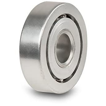 "Kilian SR-290-90 3/8"" Bore, 1"" Outside Diameter, 5/16"" Wide Single Row Bearing"