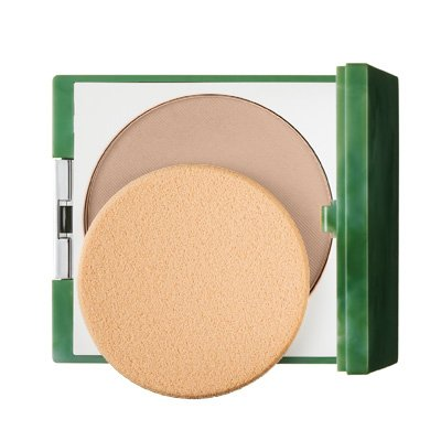 Cheapest Clinique Superpowder Double Face Makeup for Dry Combination, No. 02 Matte Beige (mf-p), 0.35 Ounce from PerfumeWorldWide, Inc. Drop Ship - Free Shipping Available