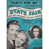 That's for Me: State Fair
