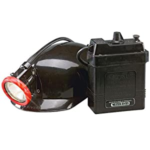 Western Rivers Model 0370 HOT LITE Head Lamp
