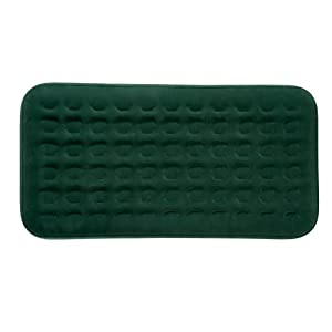 Intex Twin Supreme Airbed (Hunter Green with 6C - Cell Pump)