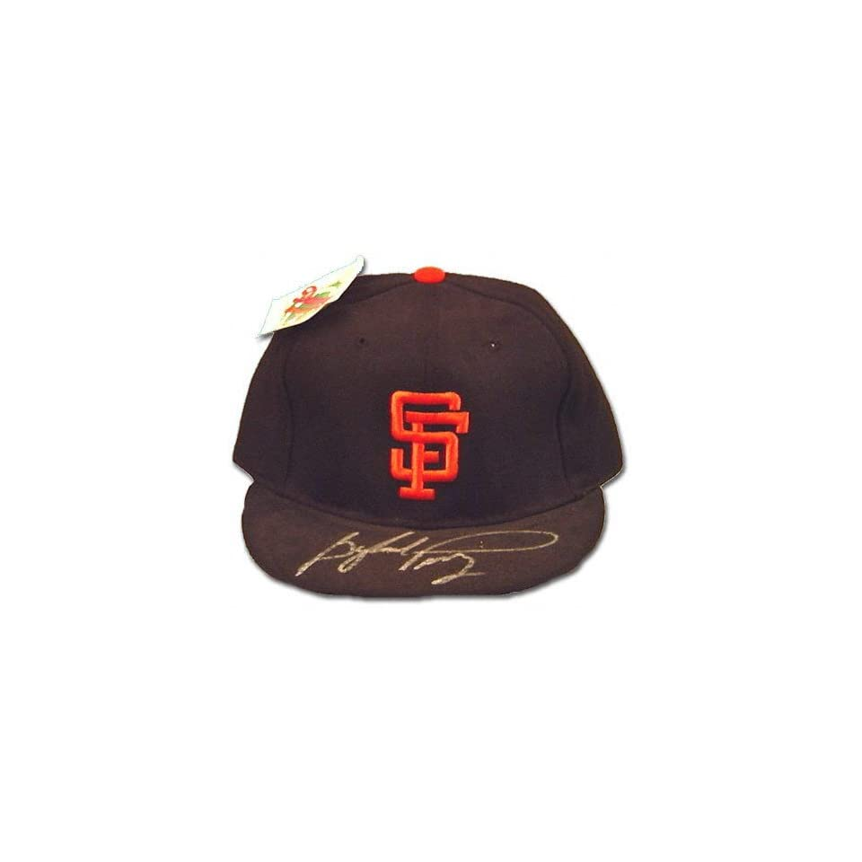 Gaylord Perry San Francisco Giants Autographed Hat