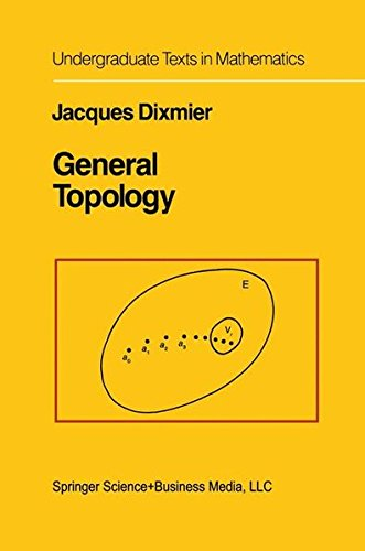 General Topology (Undergraduate Texts in Mathematics)