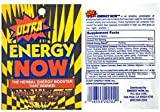ULTRA ENERGY NOW GINSENG HERBAL SUPPLEMENT 36 PACKETS