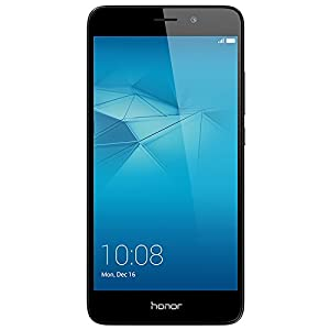 Honor 5C Smartphone débloqué 4G (Ecran : 5,2 pouces - 16 Go - Double Nano-SIM - Android 6.0 Marshmallow) Gris