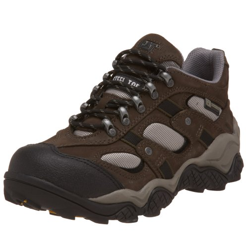 Caterpillar Men's Diffuse Hiker Steel Toe Oxford,Military,9.5 M US