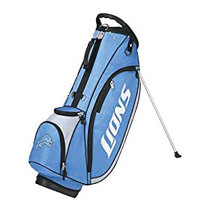 Wilson NFL Carry Golf Bag, One Size