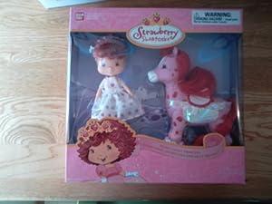 Strawberry Shortcake Berry Sweet Princess Strawberry Shortcake and Filly Friend
