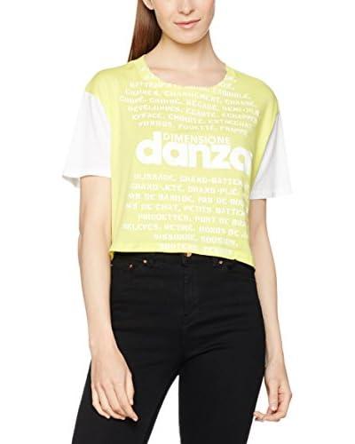 Dimensione Danza Camiseta Manga Corta Negro