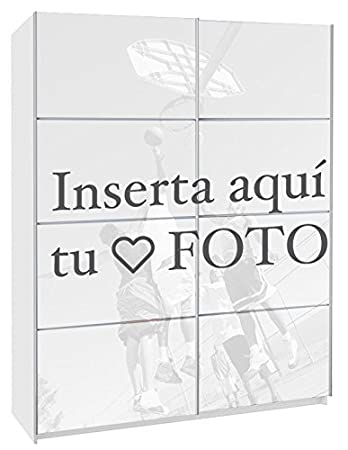 Armario Margarita 180 impreso completo PERSONALIZADO CON TU FOTO