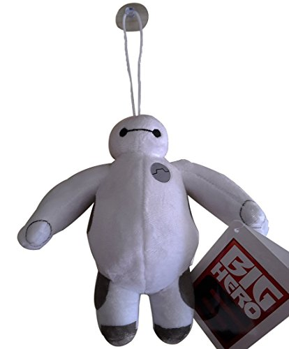 "Disney Big Hero Six 7"" Baymax Plush with Sucker"