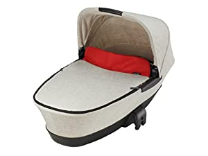 Maxi-Cosi Foldable Carrycot (Folkloric Red)