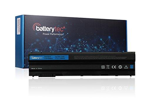 Batterytec® Batteria per Dell Latitude E5420 E5430 E5520 E5530 E6420 E6430 E6520 E6530 NHXVW M1Y7N M5Y0X, T54FJ, 4YRJH, 8858X, 8P3YX, 911MD, HCJWT, KJ321, M5Y0X [10.8V 4400mAh 12 mesi di garanzia]