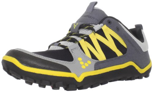 Vivobarefoot Men's Neo Trail M Black/Yellow Trainer VB220019MBLKYEL 11 UK, 45 EU