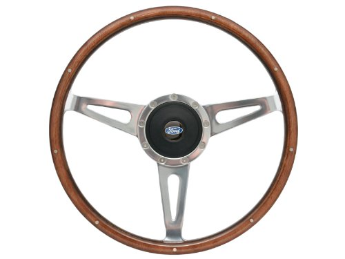 1965 1966 mustang shelby style steering wheel w hub and. Black Bedroom Furniture Sets. Home Design Ideas
