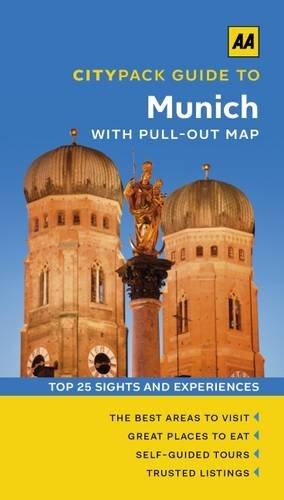 Munich (AA Citypack Series)