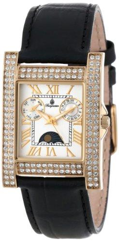 Burgmeister Lusaka BM602-212 - Reloj analógico de mujer de cuarzo