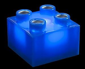 Light Stax® Zusatzsteine blau, Inhalt: 6 Stück