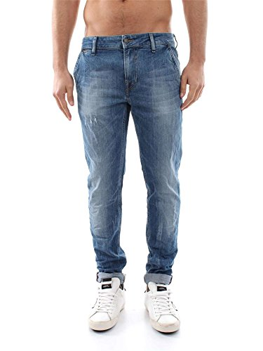 GUESS M54A81 S1P65 STONE WASHED OLD JEANS Uomo STONE WASHED OLD 33