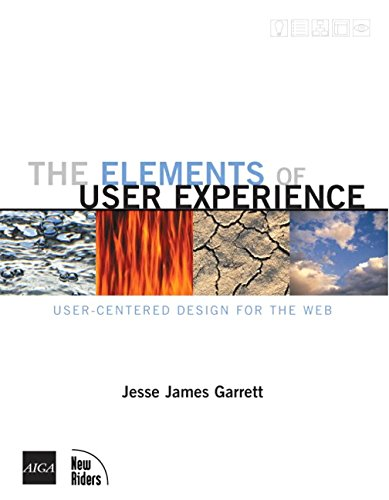Elements of User Experience, The: User-Centered Design for the Web (Voices That Matter)