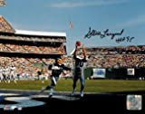 Steve Largent signed Seattle Seahawks 8x10 Photo HOF 95 at Amazon.com