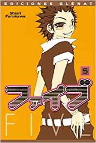 Amazon.com: Five 5 (Shojo Manga) (Spanish Edition