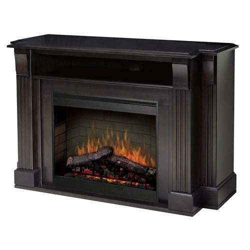 """Langley 55"""" Tv Stand With Electric Fireplace"""