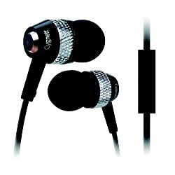 CYGNETT CY0569HEATO / Atomic II Earphones with Mic For Mobile Devices