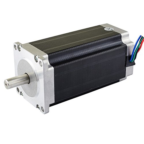 High Torque Nema 23 CNC Stepper Motor 114mm 425oz.in/3Nm CNC Mill Lathe Router (Lathe Motor compare prices)