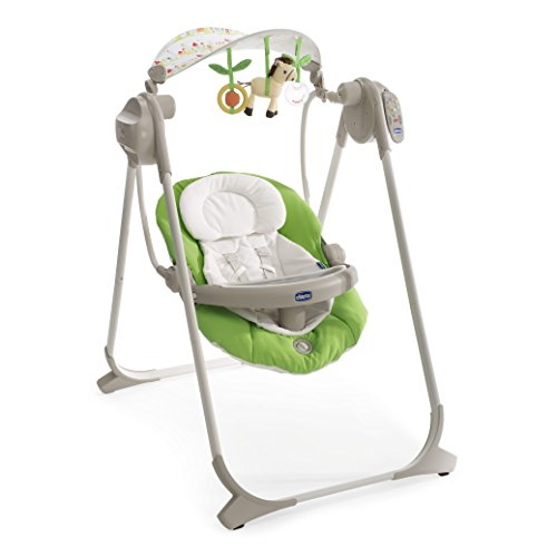 Chicco 7911015 polly swing up altalena per neonati for Altalena amazon