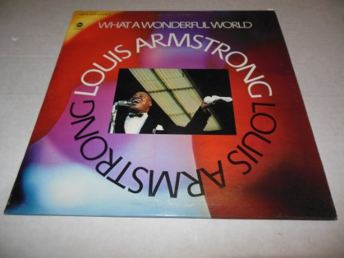 Louis Armstrong - Armstrong What A Wonderful World - Zortam Music