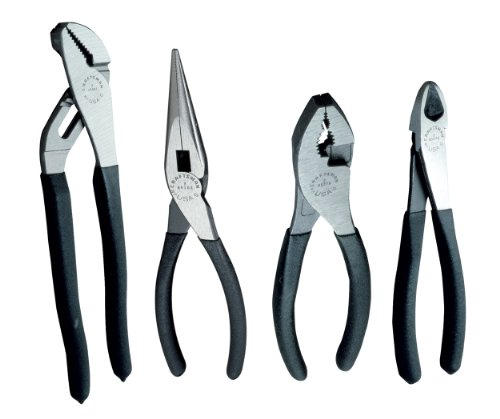 Craftsman 9-45235 Pliers Set, 4-Piece