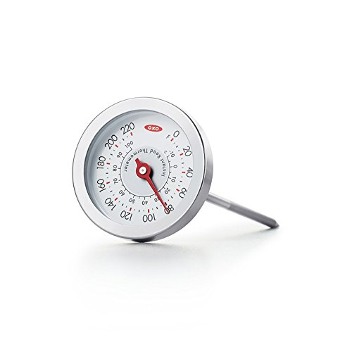 OXO Good Grips Analog Instant Read Meat Thermometer (Meat Thermometer Good Cook compare prices)