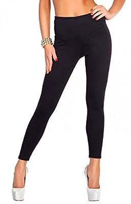 Zeta Ville - Women's Stretchy Slim Leggings Light Fabric High Waist Pants - 779z