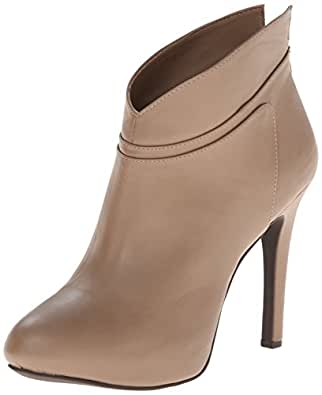 Jessica Simpson Women's Aggie Boot, Totally Taupe, 8 M US
