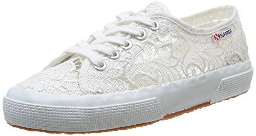 Superga 2750 - Scarpe da Ginnastica, Donna, colore Bianco (White), taglia 38