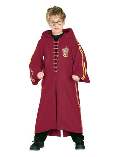 Kids-Costume Harry Potter Quidditch Kids Costume M Halloween Costume
