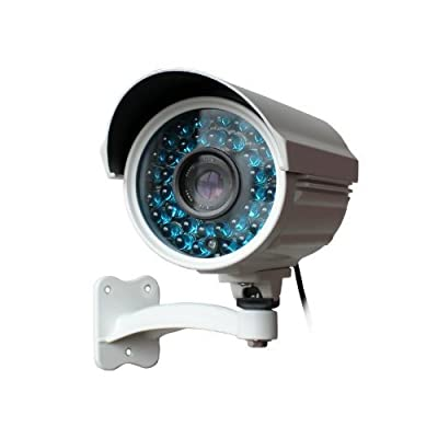 Zmodo Outdoor Waterproof Long Range Infrared LED IR Sony Color CCD Security Surveillance Camera