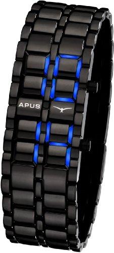 apus-zeta-ladies-black-blue-as-ztl-bb-montre-led-pour-femmes-point-culminant-de-design
